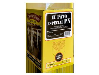 Fino El Pato Especial de 5l.